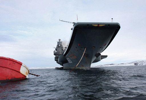 السفن الحربية الروسية تغادر ميناء طرطوس السوري