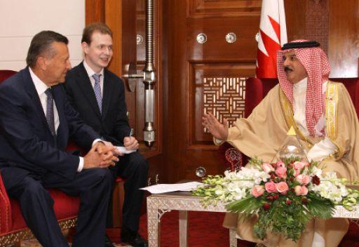 نائب رئيس الحكومة الروسية يتوجه الى البحرين لتفعيل المشاريع الثنائية