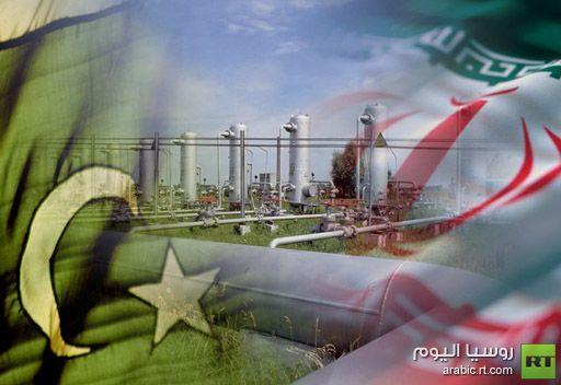 اسلام آباد تعتزم المشاركة في مشروع إنشاء خط انابيب الغاز الدولي المار من ايران الى الهند