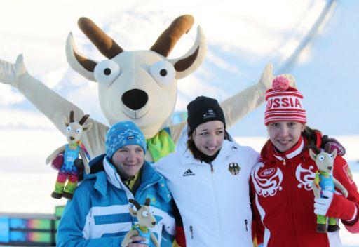 الروسية كايشيفا تحرز اولى ميداليات المنتخب الروسي بأوليمبياد الشباب
