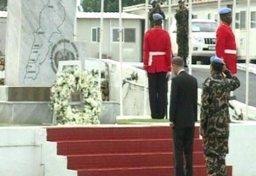 بان كي مون يحيي قوات اليونيفيل على دورهم في خدمة السلام