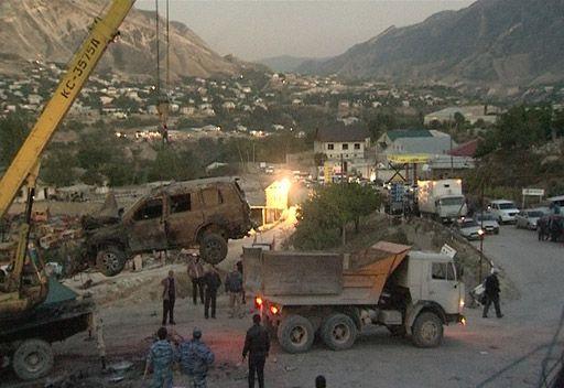 داغستان ..مقتل شرطي وجرح آخرين