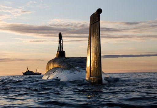 القوى النووية الاستراتيجية الروسية ستحصل عام 2018  على 8 غواصات صاروخية