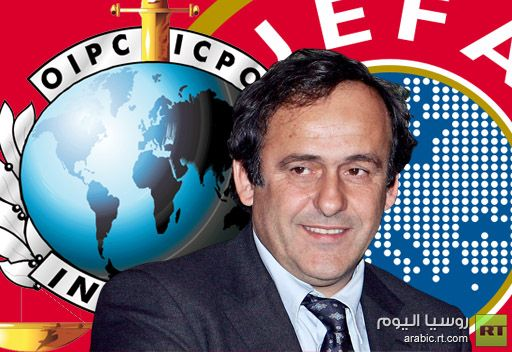 مذكرة تفاهم لتعزيز التعاون بين الاتحاد الاوروبي لكرة القدم والانتربول