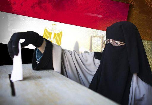 صدور قانون تنظيم الانتخابات الرئاسية في مصر