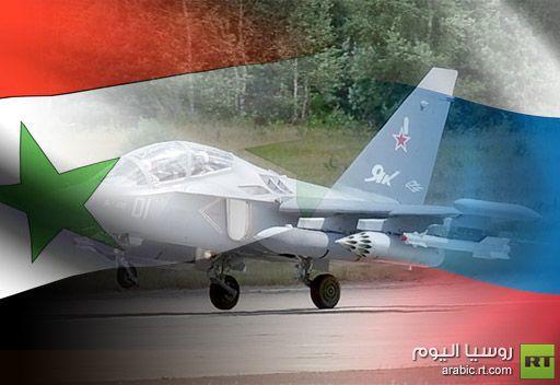 صحيفة: روسيا توقع عقدا مع سورية لتوريد طائرات من طراز