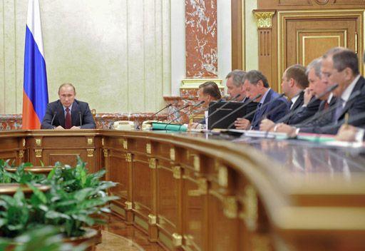 بوتين يشير الى أهمية ارتفاع حصة المنتجات الابتكارية بحلول عام 2020