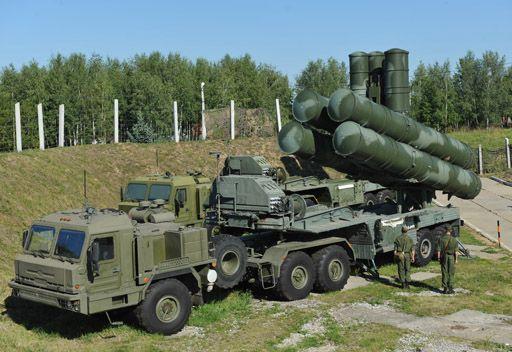 """منظومة """"اس – 400"""" الصاروخية المضادة للجو تبدأ مناوبتها القتالية في المنطقة العسكرية الغربية الروسية 002b21ff63c2733f09f55ec3b2839df1"""