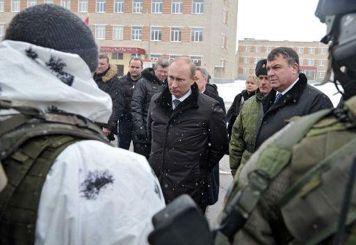 بوتين: روسيا تتفوق على الولايات المتحدة في تحديث القدرة النووية