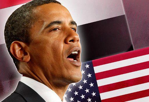 اوباما يقترح تقديم مساعدات عسكرية لمصر بقيمة 1.3 مليار دولار
