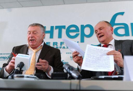 مرشحون لانتخابات الرئاسة الروسية ينوون مطالبة الرئيس بضمان انتخابات شفافة