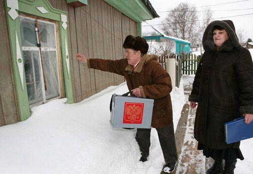 روسيا تشهد بدء التصويت المبكر في الانتخابات الرئاسية