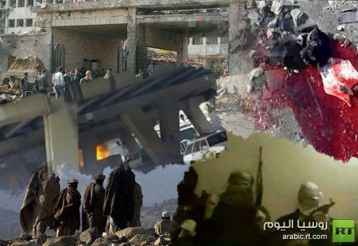 تنظيم تابع للقاعدة ينشر على الانترنت تفاصيل العملية الارهابية في وسط دمشق