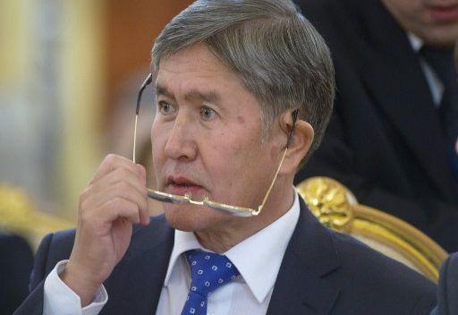 الرئيس القرغيزي: ليس مستبعدا اغلاق القاعدة الروسية في كانط