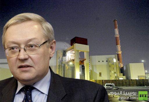 موسكو تعارض تشديد العقوبات ضد ايران بهدف تغييرالنظام في طهران