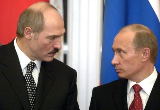 بوتين: العقوبات الاوربية ضد بيلاروس لن تنعكس على مسيرة التكامل بين موسكو ومينسك