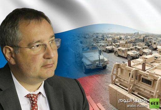 مسؤول روسي: روسيا ستتخلى قريبا عن شراء نماذج لناقلات اجنبية مصفحة