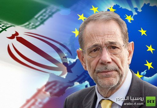سولانا: يتعين على الغرب ابقاء قناة المفاوضات مع ايران مفتوحة