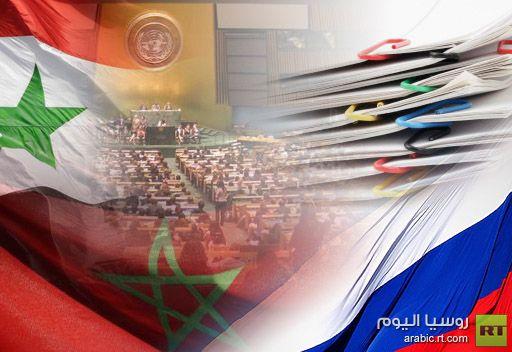 نائب وزير الخارجية الروسية: مشروع القرار المغربي المعدل لا يروق لموسكو