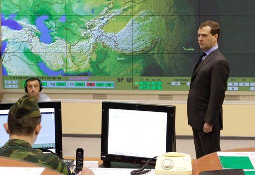 مسؤول روسي: محطة الانذار المبكر في مقاطعة كالينينغراد ستدخل الخدمة الفعلية عام 2014