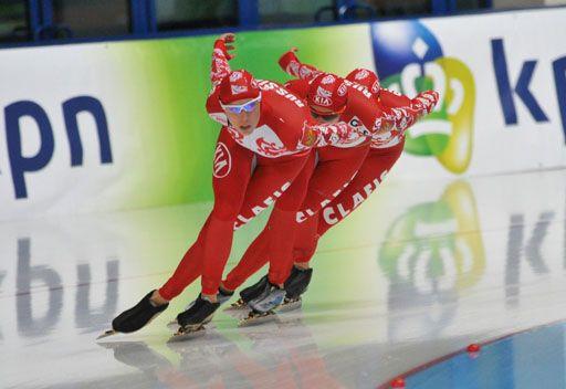 سيدات روسيا يحرزن ذهبية التزحلق على الجليد