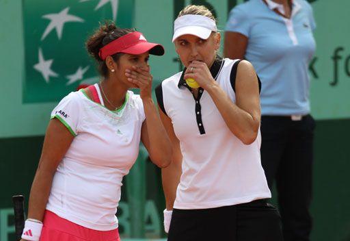 الثنائي الروسي الهندي ثانياً في دورة دبي