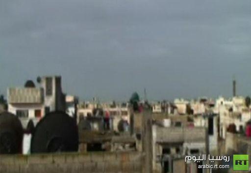 مشاهد من مدينة حمص