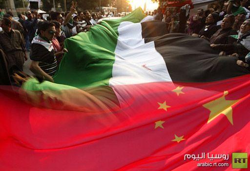 وفد من المعارضة السورية يزور الصين