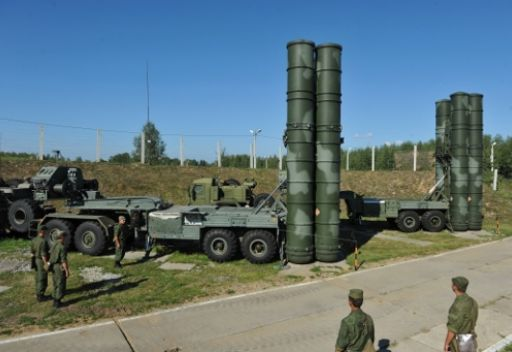 منظومات الدفاع الجوي إس ـ 400