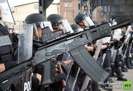 الشرطة الامريكية تشتري السلاح الروسي
