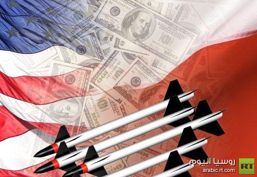 بولندا تتفق مع البنتاغون على شراء اكثر من 1250 قنبلة وصاروخ طائرات بمبلغ 447 مليون دولار