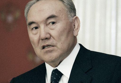 الرئيسان الكازاخي والاماراتي يدعوان الى تدابيردبلوماسية من اجل استقرار الوضع في سورية