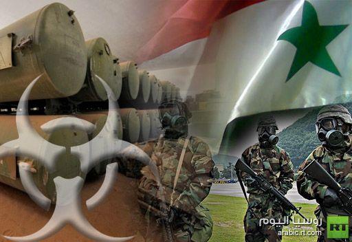 البنتاغون.. خطط لإرسال 75 ألف جندي لتأمين مخازن الأسلحة الكيميائية في سورية في حال سقوط النظام