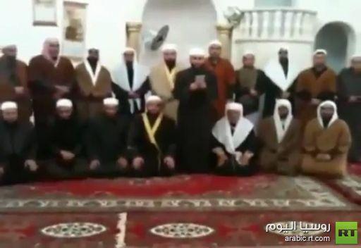 فيديو: إنشقاق هيئة علماء في إدلب