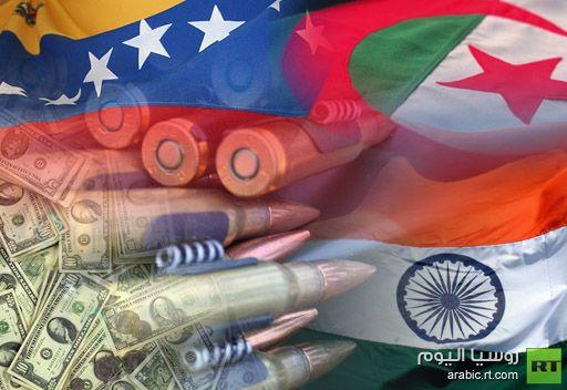 مسؤول روسي: حجم الصادرات العسكرية الروسية عام  2011 بلغ  13.2  مليار دولار