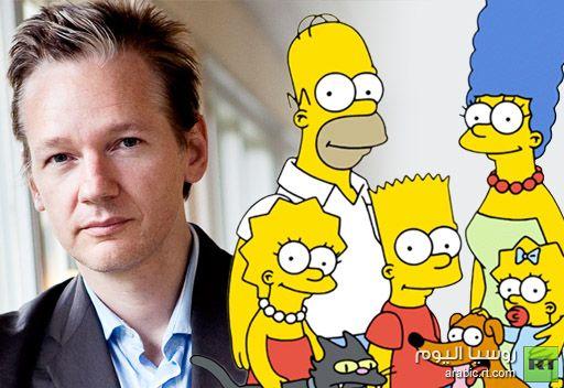 مؤسس ويكيليكس يصبح مقدم برامج ونجما تلفزيونيا