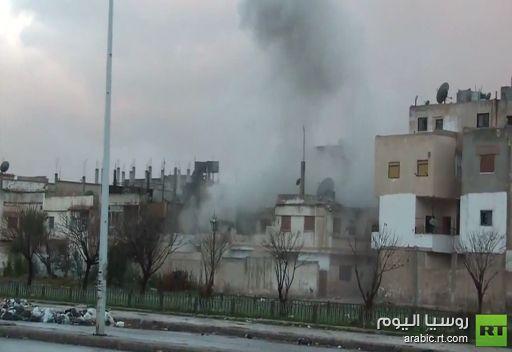 فيديو: قصف  باباعمرو 8-2-2012