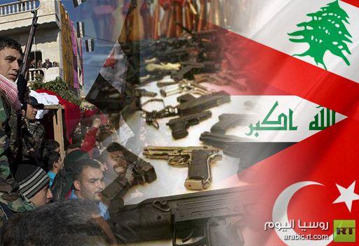 خبيرعسكري: أسلحة المعارضة السورية تصل من دول الجوار