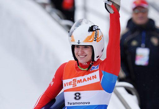 روسيا تتوج بطلة لأوروبا لرياضة الزحافات الثلجية برقم قياسي