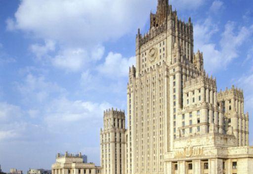 الخارجية الروسية: لا بديل لتسوية الازمات بوسائل سياسية دبلوماسية