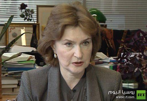 خبيرة روسية: الحل في سورية يجب أن يكون عبر الحوار