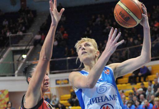 دينامو كورسك يتوج بكأس أوروبا لكرة السلة