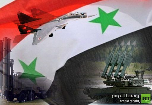 تقرير: كمية الاسلحة الموردة الى سورية خلال خمس سنوات تضاعفت ست مرات