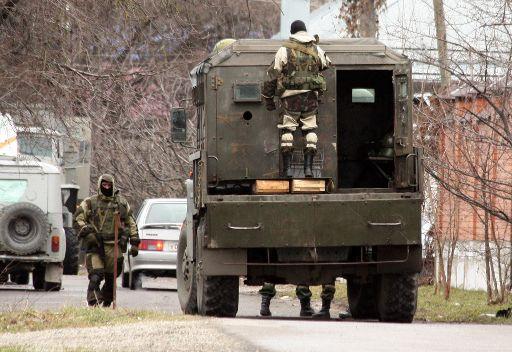 القضاء على زعيم العصابات المسلحة التي تمارس انشطتها في جمهورية قبردينو بلقاريا الروسية