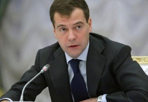 مدفيديف يوقع على الخطة الوطنية لمكافحة الفساد لعامي 2012-2013