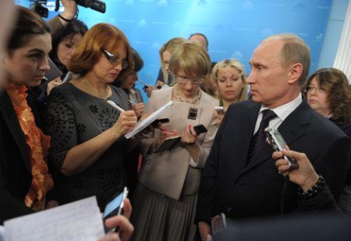 بوتين: حذرت رئيس جورجيا من محاولات الحل العسكري لقضيتي أبخازيا وأوسيتيا الجنوبية