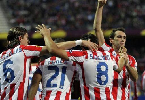 اتلتيكو مدريد يحقق فوزاً طال انتظاره
