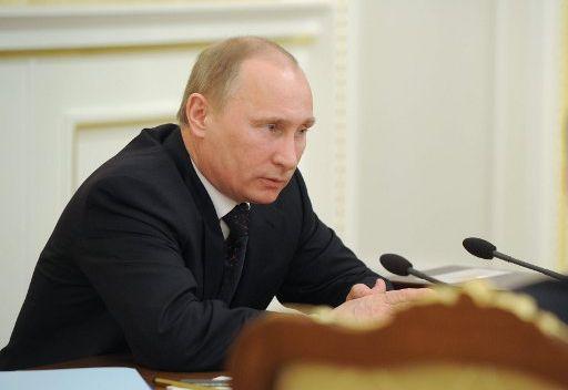 بوتين: كلفة المبادرات الانتخابية 1.5% من الناتج المحلي الاجمالي