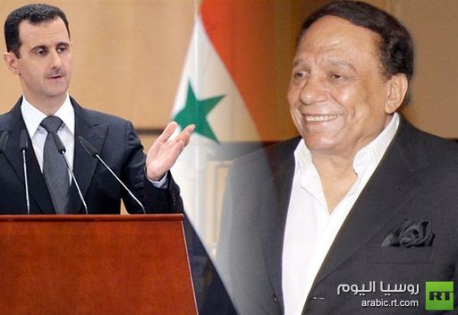 إمام: استهدفت لموقفي من سورية وسأتوجه لدمشق لأهنئ الأسد بصموده