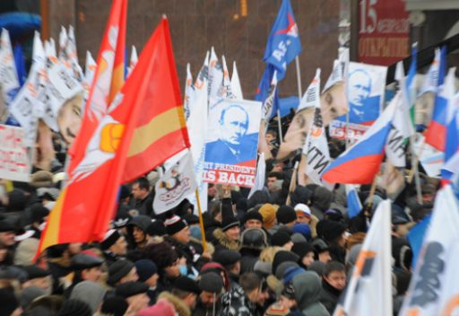 حروب الساحات.. أولى نتائج الانتخابات الرئاسية في روسيا